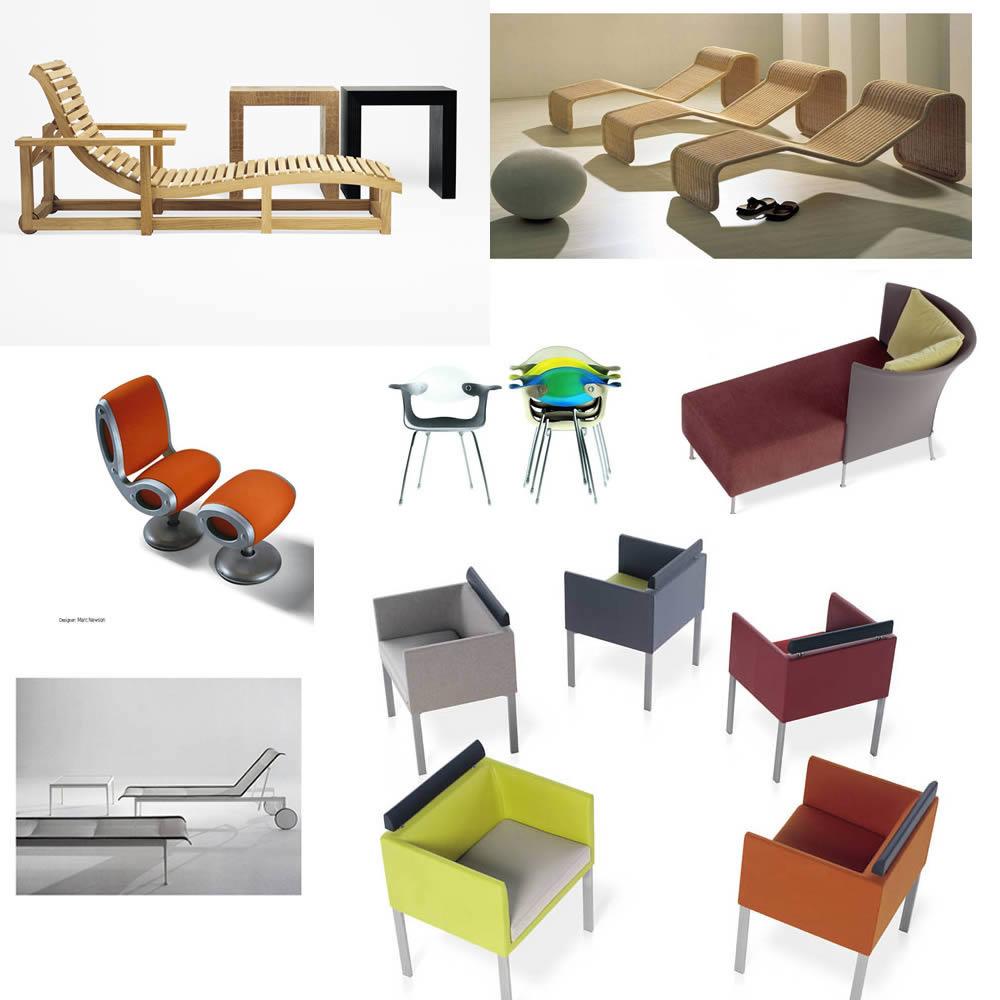 imagen Sillas de diseñador, en Sillas 3d - Muebles equipamiento
