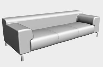 Sillon 3d, en Sillones 3d – Muebles equipamiento