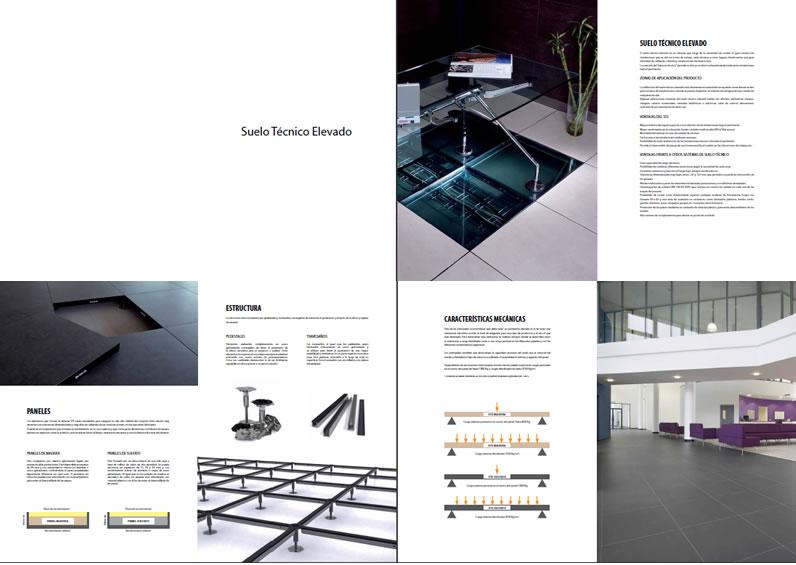 imagen Sistema de piso falso, en Monografías guías y estudios varios - Varios
