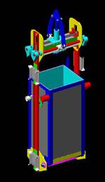 imagen Sistema de seguridad para bote de manteo, en Maquinaria e instalaciones industriales - Máquinas instalaciones