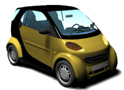 Smart pulse, en Automóviles en 3d – Medios de transporte