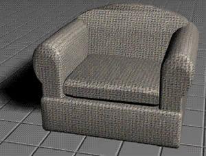 Sofa en3d, en Sillones 3d – Muebles equipamiento