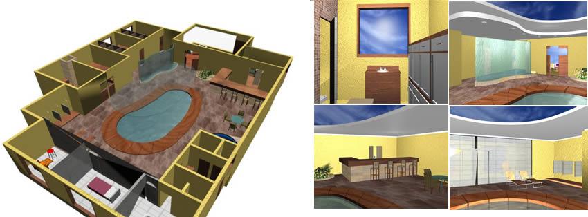 Spa 3ds con fotos del espacio, en Proyectos varios – Proyectos