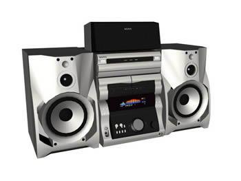 Stereo 3d, en Objetos varios – Muebles equipamiento