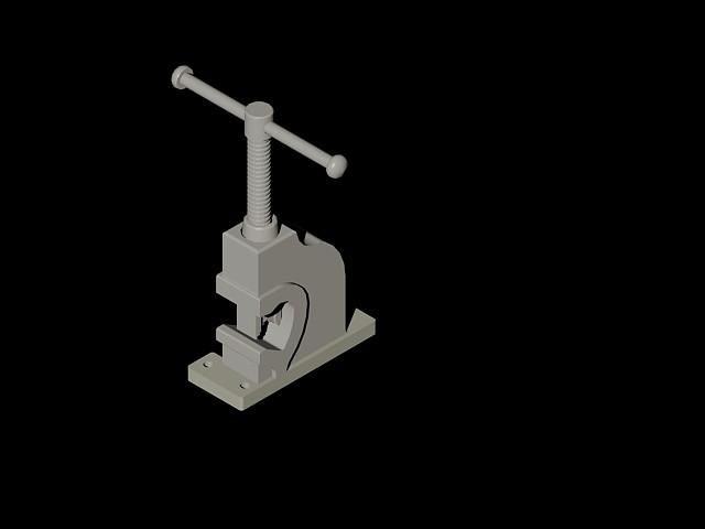 imagen Sujetador de tubos, en Válvulas tubos y piezas - Máquinas instalaciones