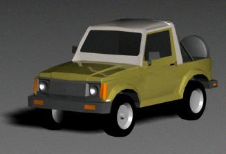 imagen Suzuki 4x4, en Utilitarios - Medios de transporte