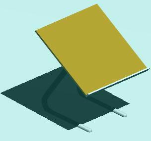 Planos de Tablero dibujo 3d, en Oficinas y laboratorios – Muebles equipamiento