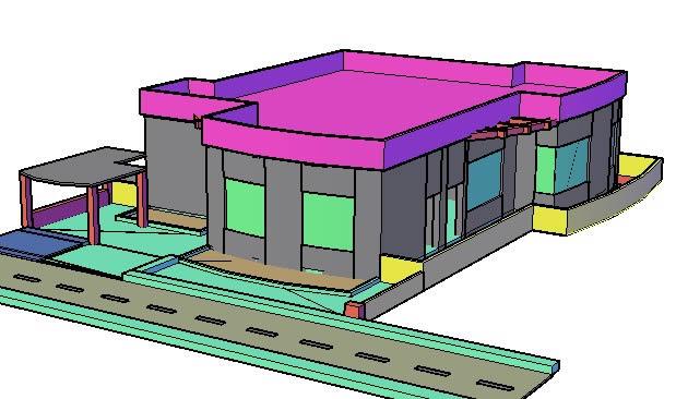 Planos de Taller 3d, en Talleres – Proyectos
