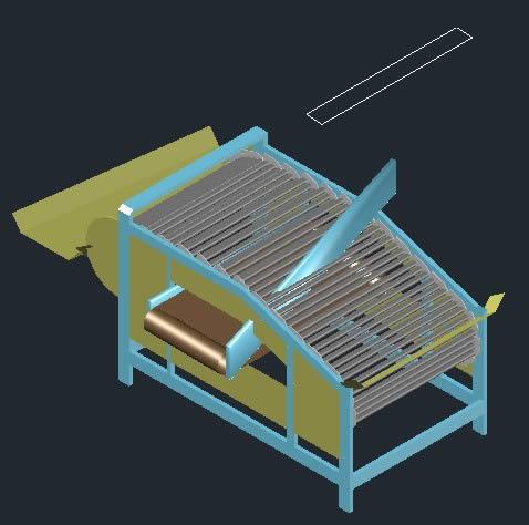 imagen Tamañadora de cítricos, en Maquinaria para industria de la alimentación - Máquinas instalaciones