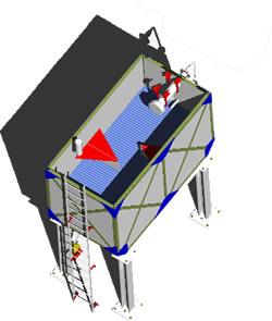imagen Tanque de agua, en Provisión de agua - Instalaciones