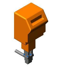 Planos de Teleflow maniflow  – medidor de gas, en Provisión de gas – Instalaciones