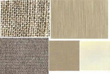 Textura de telas, en Tapizados – Texturas