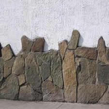 imagen Textura muro con piedra, en Piedra - Texturas