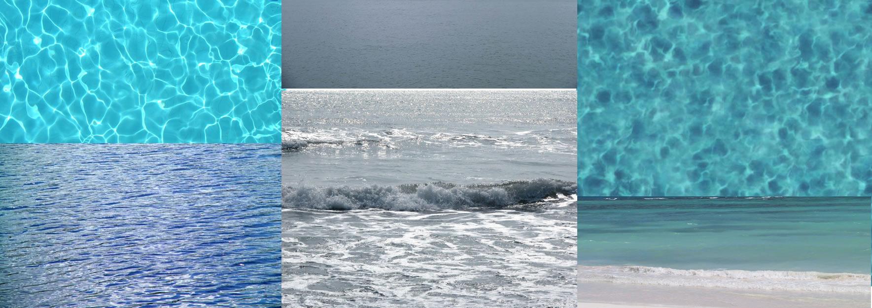 Texturas agua, en Agua – Texturas