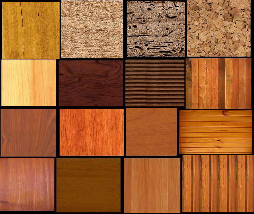 imagen Texturas de madera, en Madera - Texturas