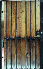 imagen Texturas de madera, en Puertas - fotografías - Aberturas