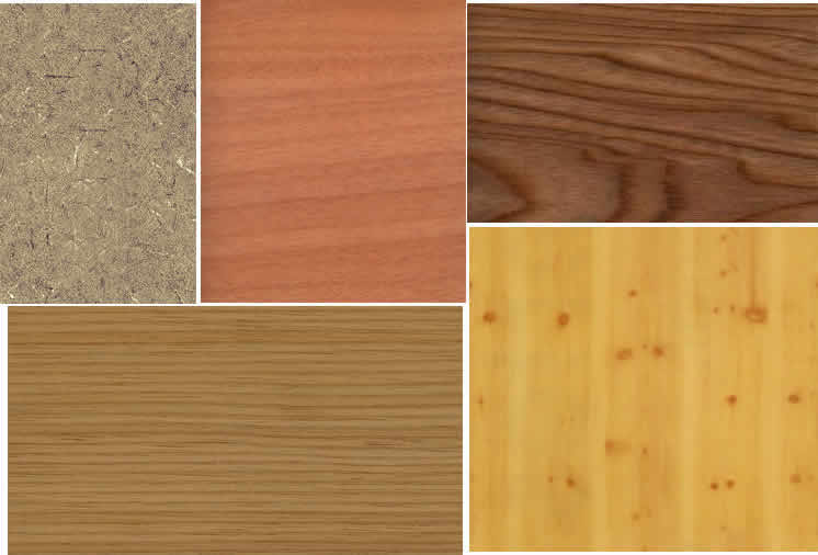 imagen Texturas de maderas, en Madera - Texturas