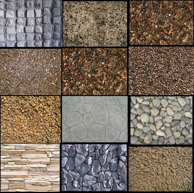 imagen Texturas de piedras, en Piedra - Texturas