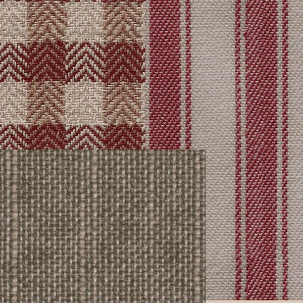 Texturas de tejido, en Tapizados – Texturas