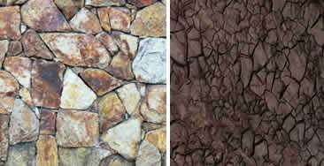 Texturas, en Piedra – Texturas