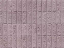 Texturas para revestimientos coloreados, en Ladrillo visto – Texturas