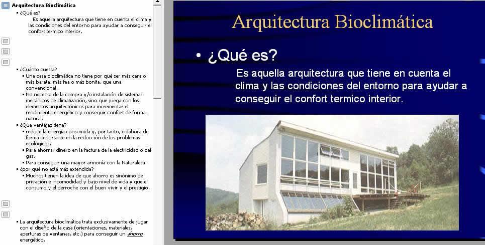 Planos de arquitectura bioclimatica en pdf arq for Planos de arquitectura pdf