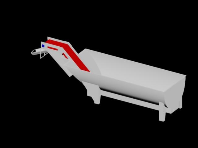 Planos de Tina bulkfeeder, en Maquinaria para industria de la alimentación – Máquinas instalaciones