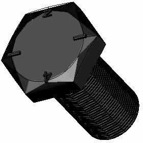 Planos de Tornillo 3d, en Válvulas tubos y piezas – Máquinas instalaciones