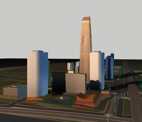 imagen Torre victoria, en Vivienda multifamiliar - condominios - Proyectos