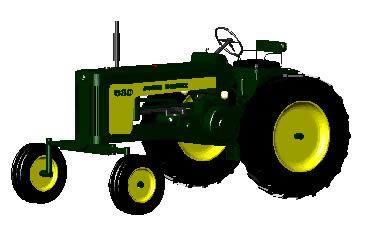 Planos de Tractor john deere 3d, en Maquinaria – Granjas e inst. agropecuarias