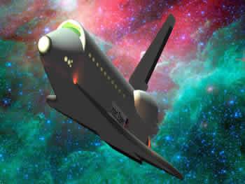 Planos de Transbordador 3d, en Aeronaves en 3d – Medios de transporte