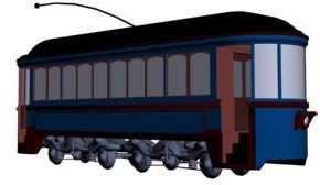 Tranviia 3d, en Ferrocarriles – Medios de transporte