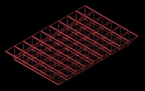 Planos de Tridilosa, en Cubiertas – estructuras – Detalles constructivos