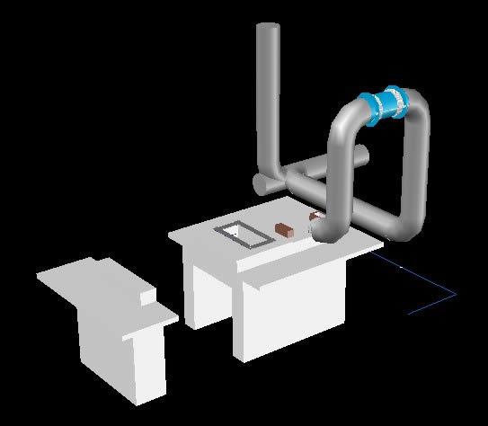 Planos de Tuberia de vapor de servicio, en Instalaciones varias – Instalaciones