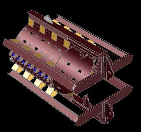 Planos de Tubo tira cabeza, en Válvulas tubos y piezas – Máquinas instalaciones