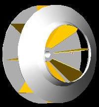 Planos de Turbina de aspiracion, en Maquinaria e instalaciones industriales – Máquinas instalaciones