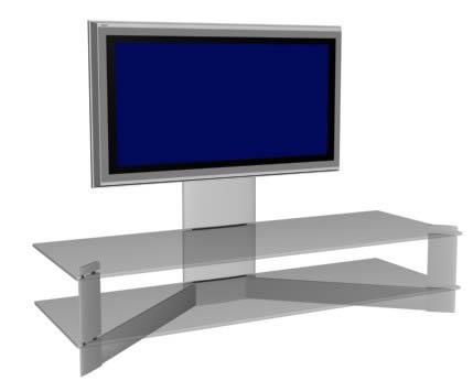 Tv plasma, en Salas de estar y tv – Muebles equipamiento