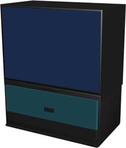 Tv projection, en Electrodomésticos – Muebles equipamiento