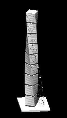Planos de Twisting torso; calatrava, en Obras famosas – Proyectos