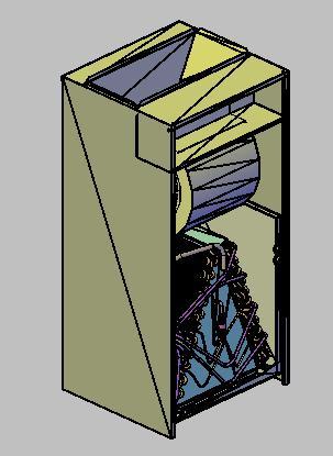 Planos de Uma, en Ventilación – Instalaciones