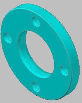 imagen Valvulas y accesorios en pvc, en Válvulas tubos y piezas - Máquinas instalaciones