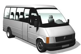 Vans 3d, en Utilitarios – Medios de transporte
