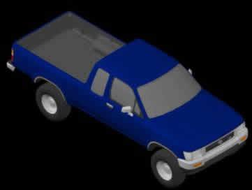 Planos de Vehiculo 3d, en Automóviles en 3d – Medios de transporte