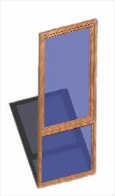Planos de Ventana 110×250, en Ventanas 3d – Aberturas
