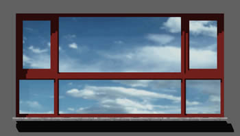 Planos de Ventana 300×150 3d, en Ventanas 3d – Aberturas