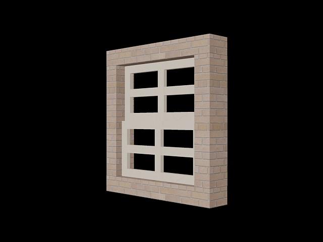 imagen Ventana 3d textura, en Ventanas 3d - Aberturas