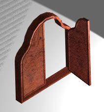 Planos de Ventana de madera, en Ventanas 3d – Aberturas