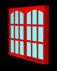 imagen Ventanas 3d, en Ventanas 3d - Aberturas