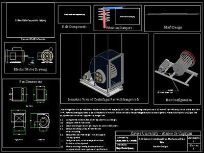 imagen Ventilador centrífugo de diseño, en Aire acondicionado - Climatización