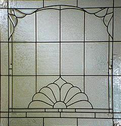 Vitral vidrio2, en Vidrios – Texturas